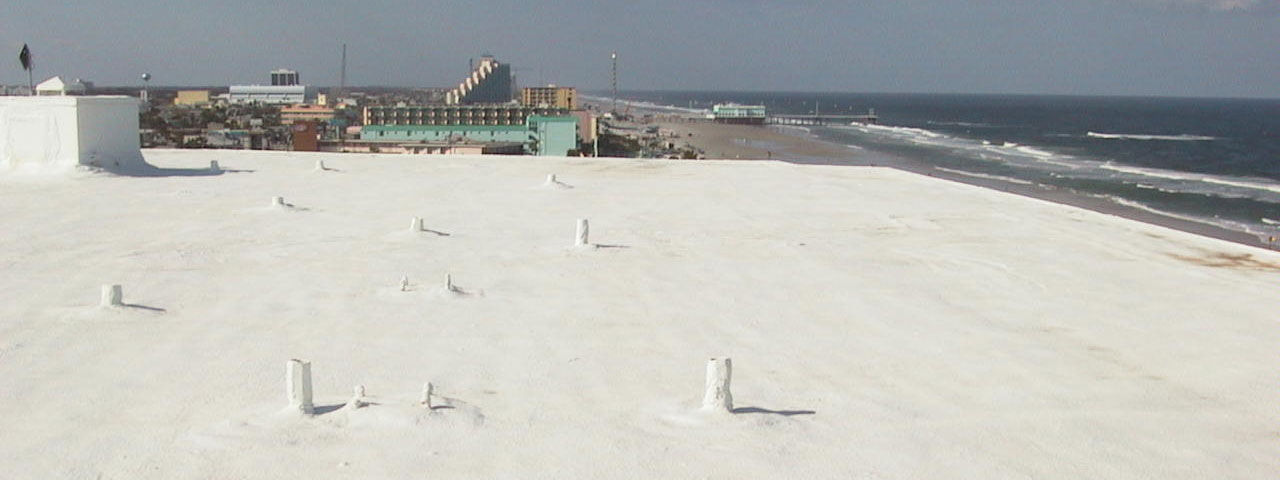 Cool Roof Coatings For Spf Systems Fort Lauderdale Spray Foam